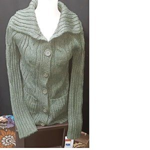 NEW Mossimo Cardigan Sweater Small